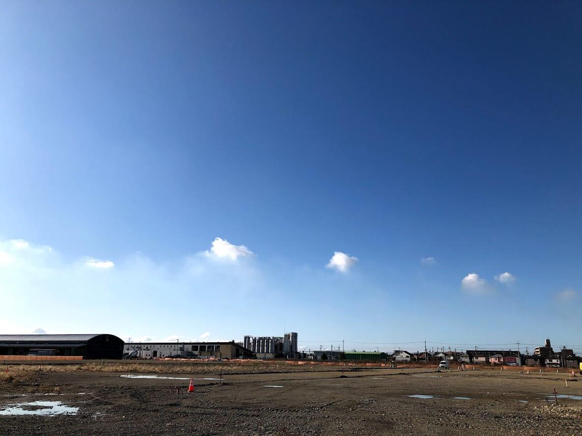 ニッポンハム工場跡地