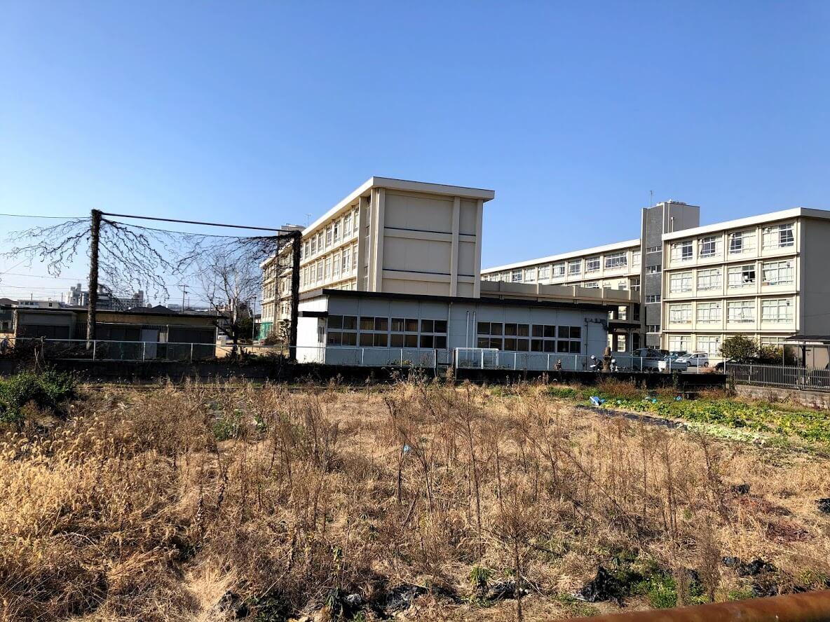 アルファスマート加古川駅北の現地