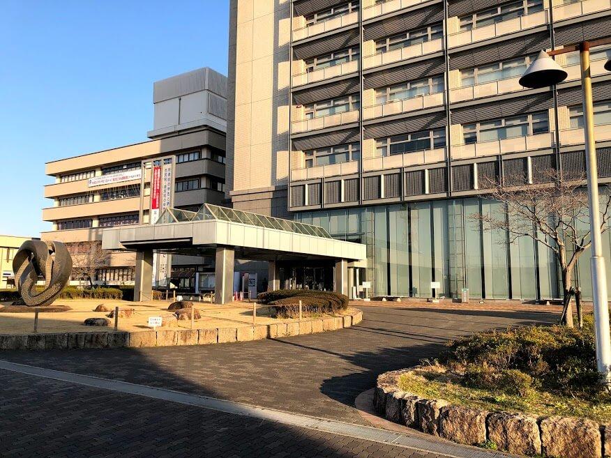加古川市役所外観