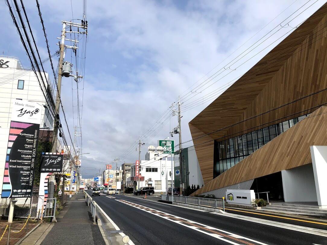 田所商店東加古川店の位置