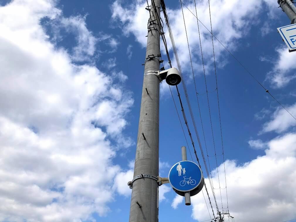 加古川市の見守りカメラ