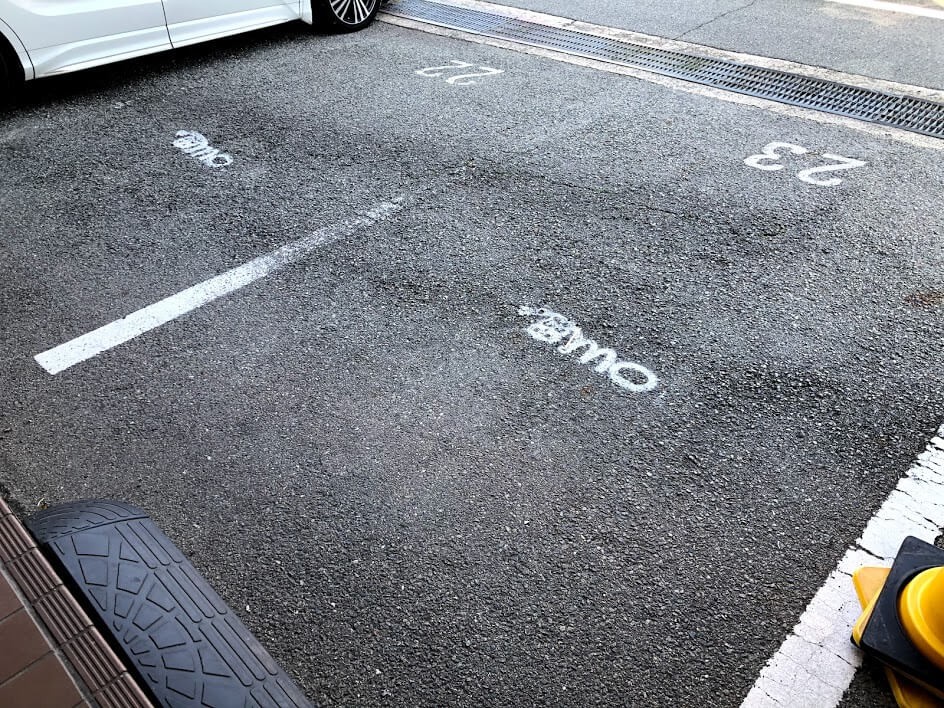 OWL駐車場