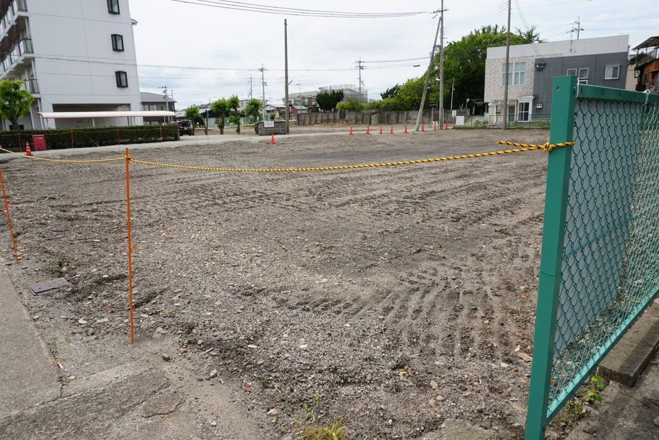 ニッケてとて加古川2号棟建設予定地