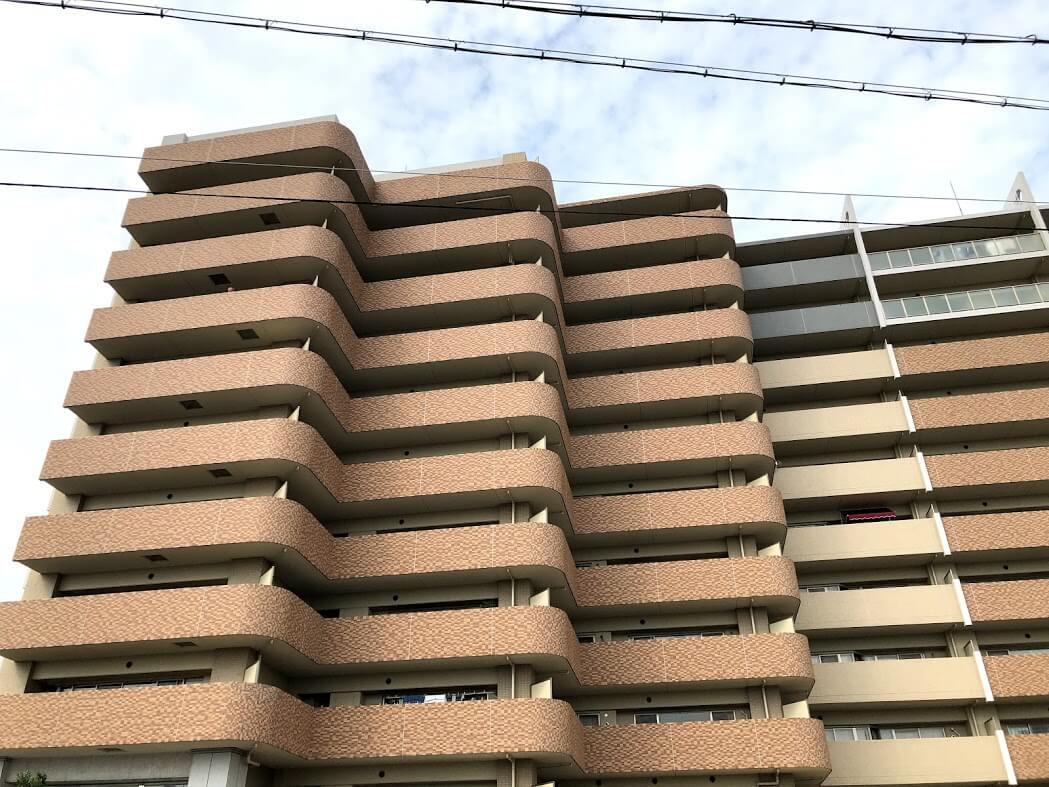 ファーミンスペリオ加古川の建物