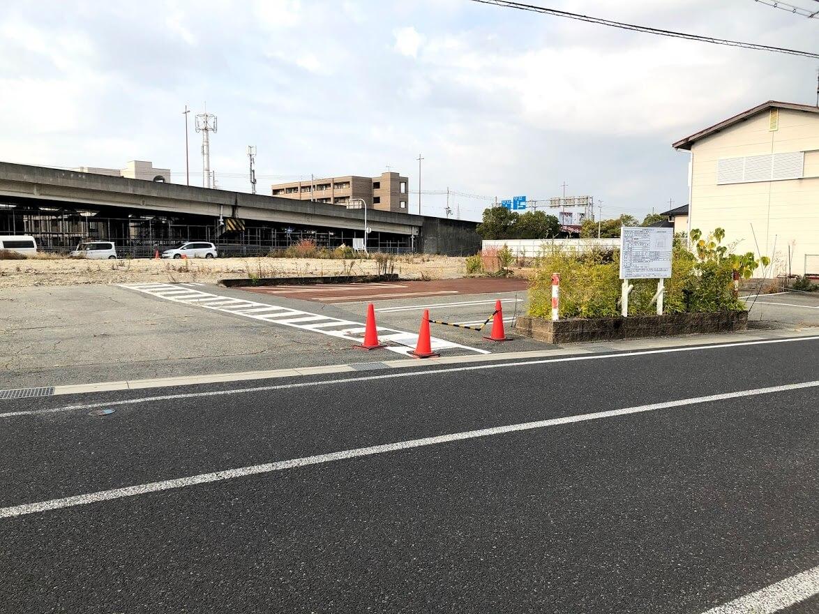 (仮称)加古川エルザ動物医療センター予定地