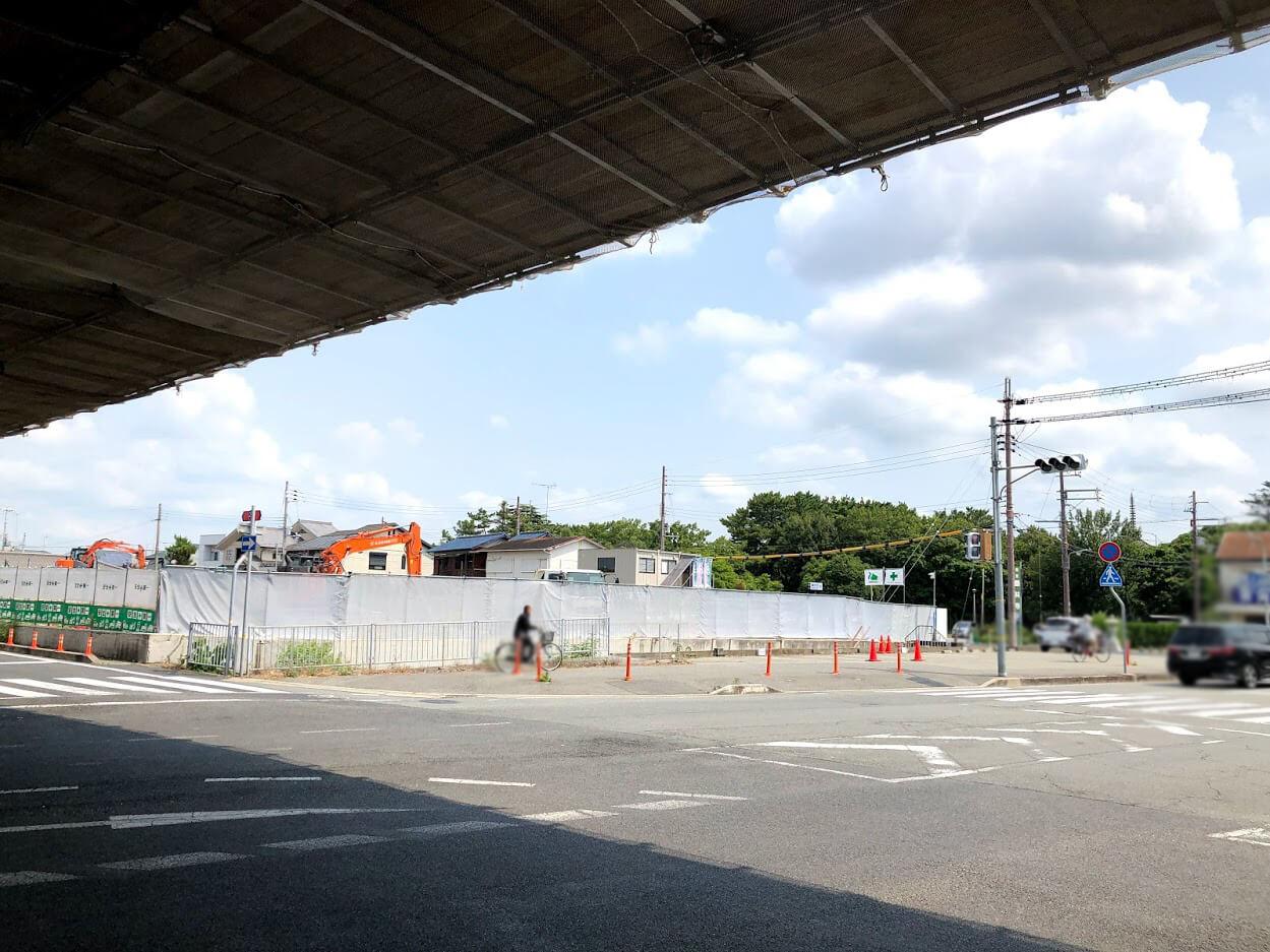 加古川エルザ動物医療センター工事の様子