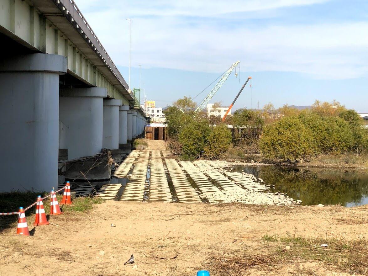 加古川橋架け替え工事