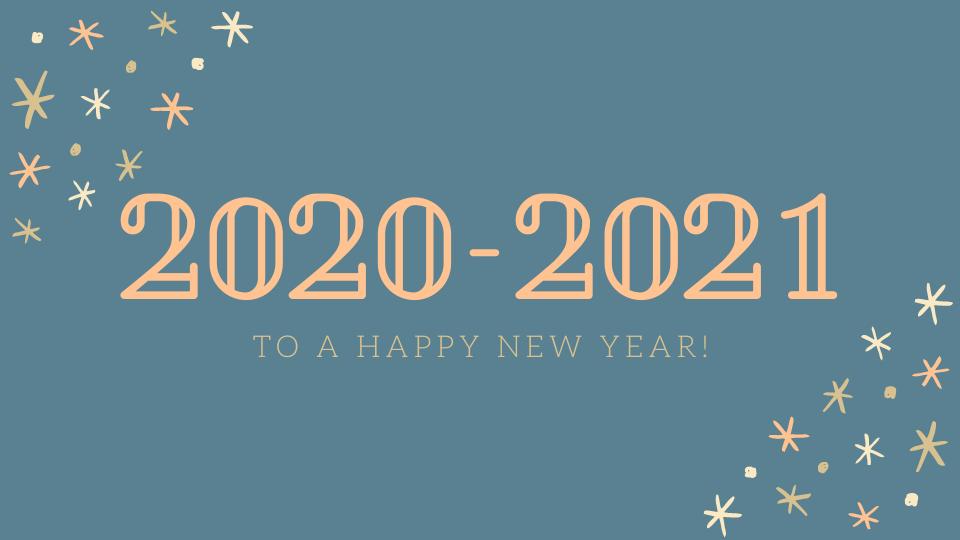 2020年から2021年の年末年始