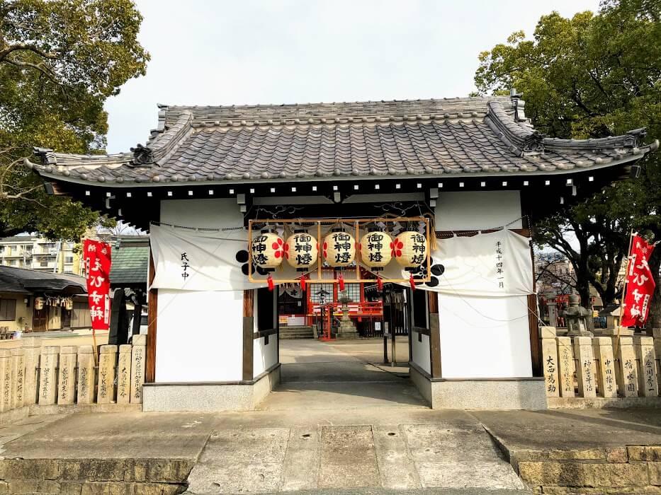 粟津天満神社