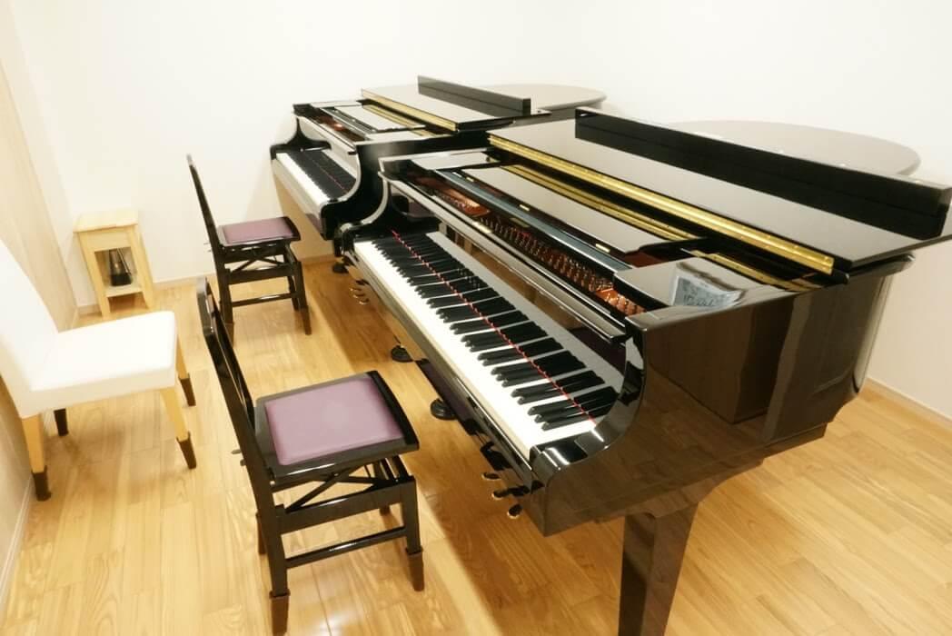 ブリランテピアノ教室のヤマハグランドピアノC3X