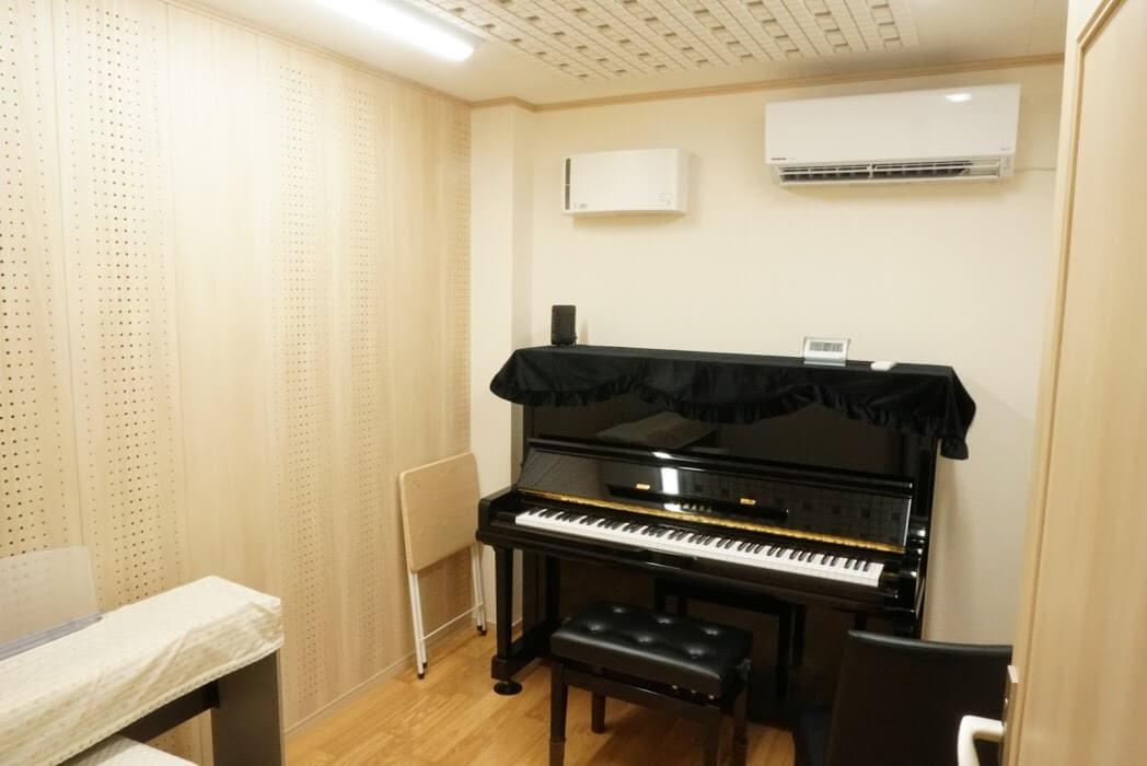 ブリランテミュージックセンターの貸し教室