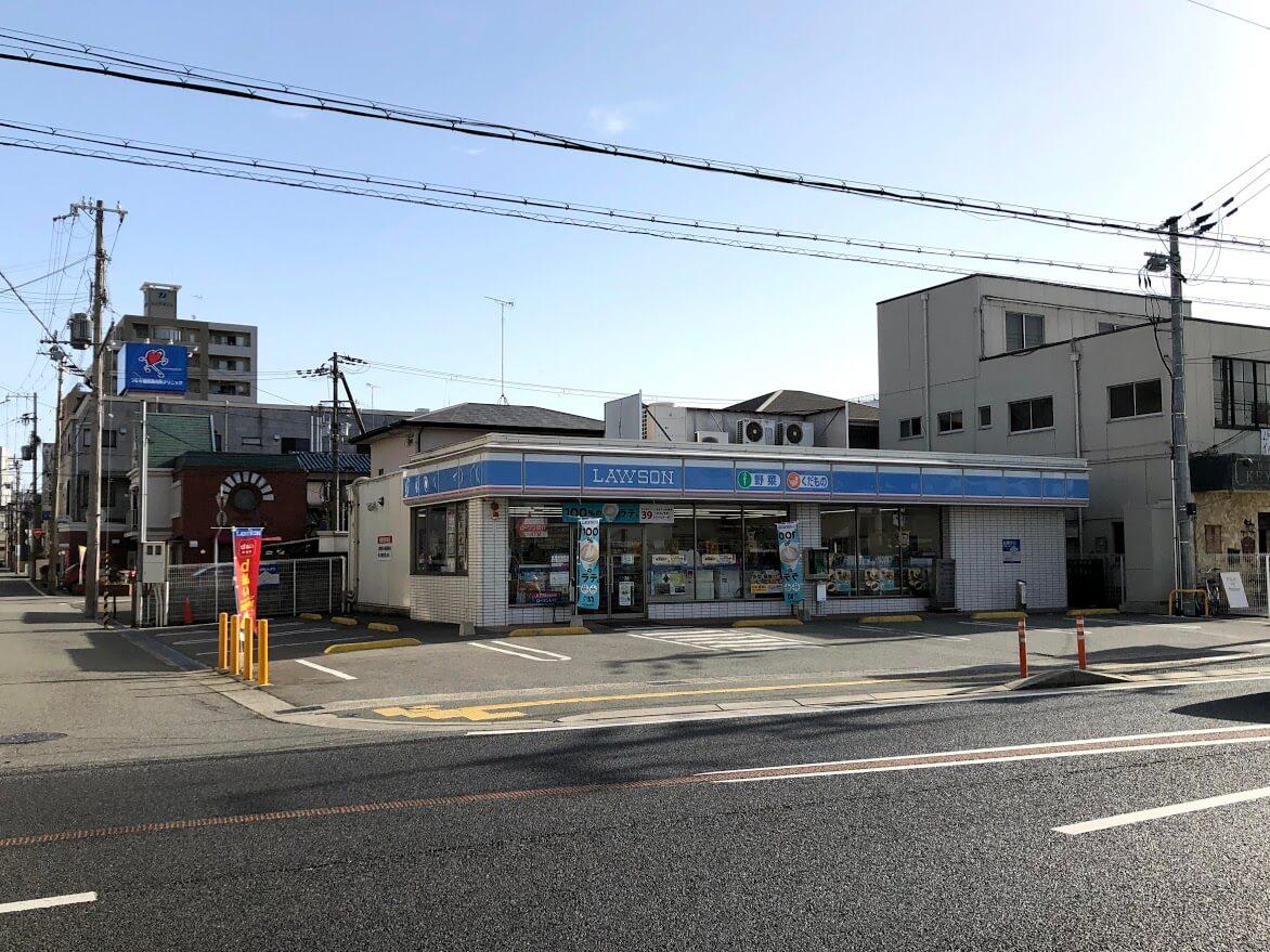 ローソン加古川平岡町店