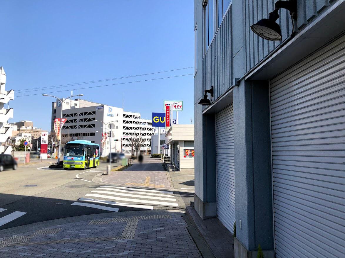メガネストアー加古川店、マルアイ加古川駅前店、GU加古川駅前店