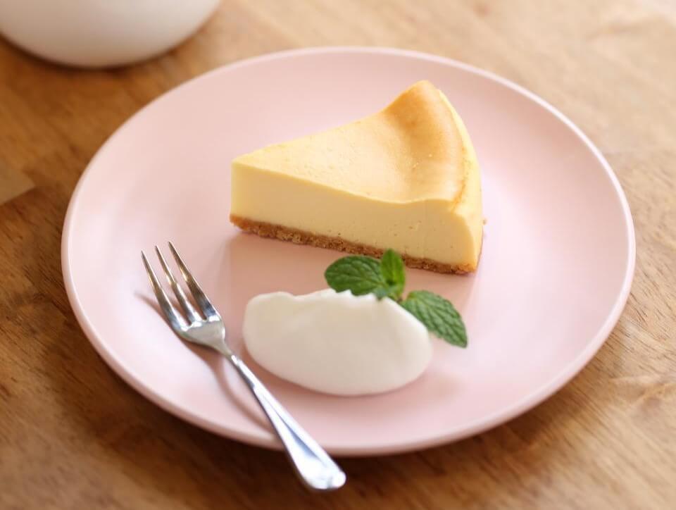 カフェこさじチーズケーキ