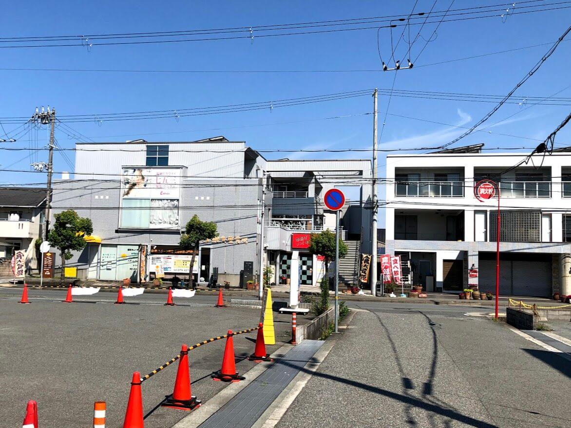 ローソン 加古川平岡町新在家店の向かい