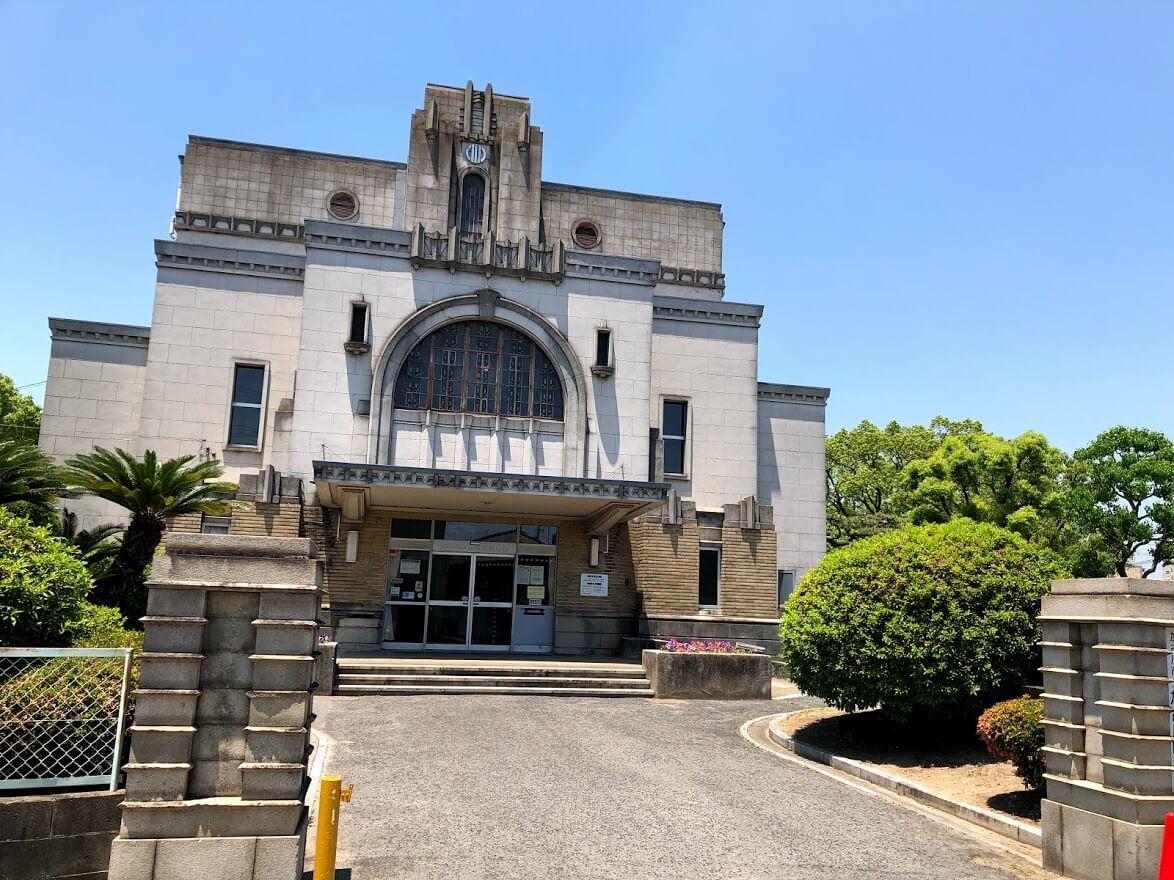 加古川図書館外観