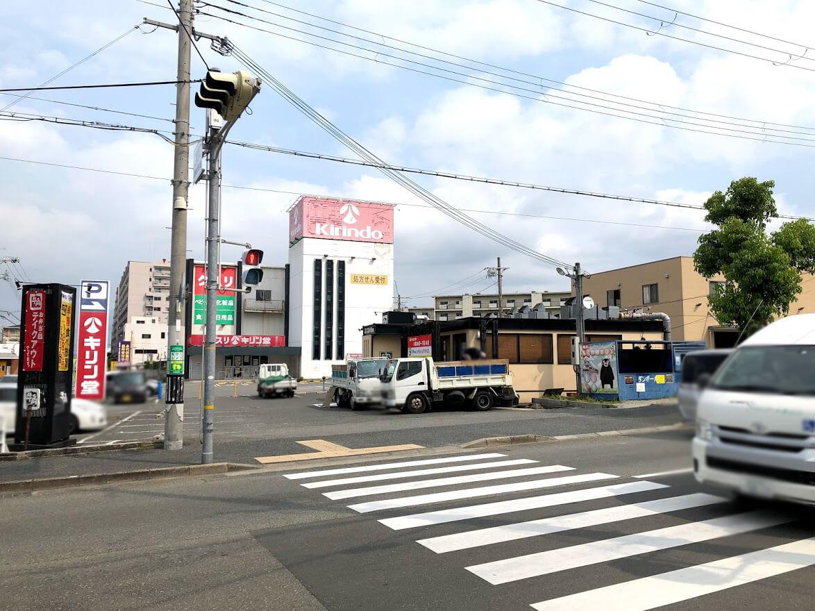 牛角東加古川店と川崎重工の社宅解体