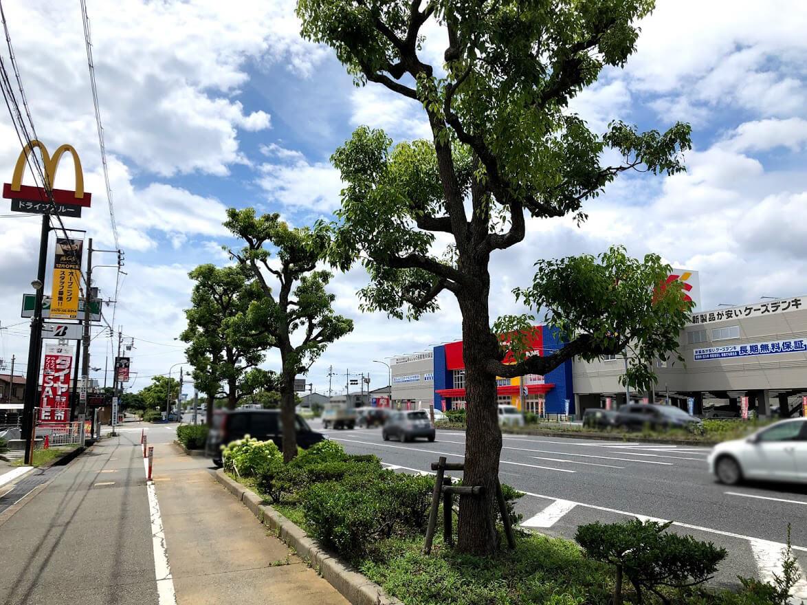 ケーズデンキ加古川店