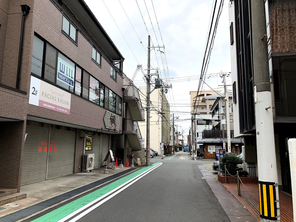 メナードフェイシャルサロン東加古川駅南代行店の場所