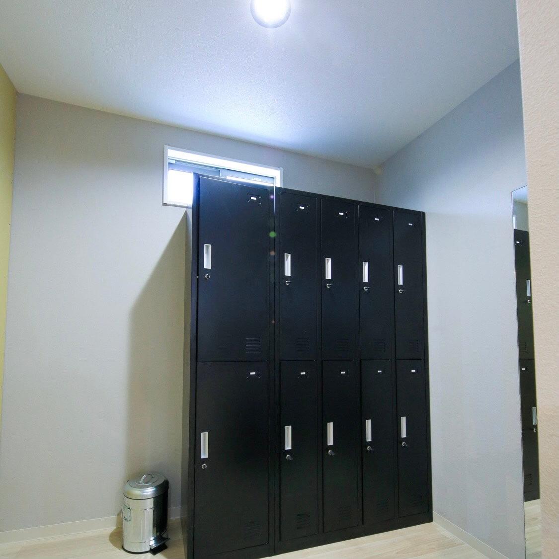 n-styleロッカールーム