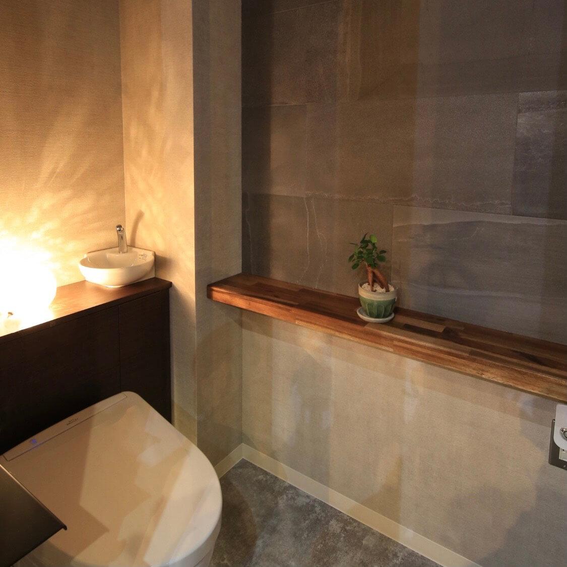 n-styleトイレ